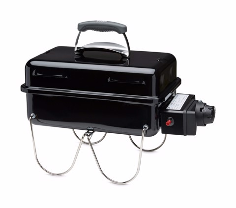 Go-Anywhere Gasgrill